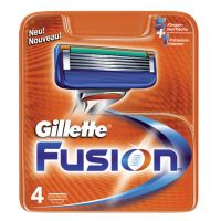 Gillette Fusion Manual Aνταλλακτικά 4τεμ