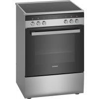 Siemens HK9R30050 Ηλεκτρική Κεραμική Κουζίνα Inox