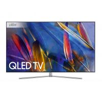Samsung QΕ55Q7FΑΜ Smart Τηλεόραση QLED με Δορυφορικό Δέκτη