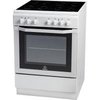 Indesit I6VMH2A (W) Ηλεκτρική Κεραμική Κουζίνα