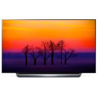 LG 65C8 Smart Τηλεόραση OLED με Δορυφορικό Δέκτη