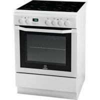 Indesit I6VMC6A(W)/GR Κεραμική Κουζίνα