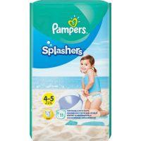 Pampers Splashers No 4-5 (9-15kg) 11τμχ