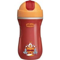 Chicco Sport Cup 14m+ Red 266ml