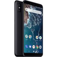 Xiaomi Mi A2 64GB Dual Sim EU Μαύρο Smartphone