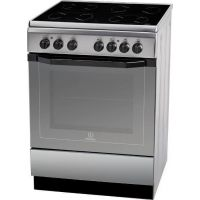 Indesit I6VMH2A (X) Ηλεκτρική Κεραμική Κουζίνα