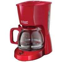 Russell Hobbs Textures Red 22611-56 Καφετιέρα Φίλτρου