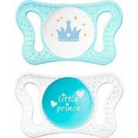 "Chicco Physio Micro 0-2m ""Little Prince"" Μπλε 2 τμχ"