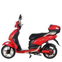 ESF City Bike Plus Ηλεκτρικό Scooter Κόκκινο