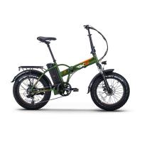 ESF RSIII Ηλεκτρικό Ποδήλατο Πράσινο Χακί