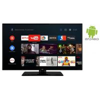 F&U FLΑ5020UΗ Ultra HD Smart Android Τηλεόραση LED