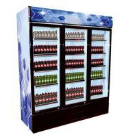Sanden ICG-1500 Ψυγείο Βιτρίνα