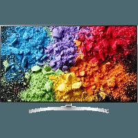 LG 55SK8500 Smart Τηλεόραση LED με Δορυφορικό Δέκτη