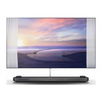 LG 77W8 Smart Τηλεόραση OLED με Δορυφορικό Δέκτη