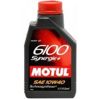 MOTUL 6100 SYNERGIE + 10W40 1L
