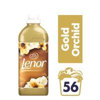 Lenor Gold Orchid 56 Μεζούρες Μαλακτικό Ρούχων 8001090199454