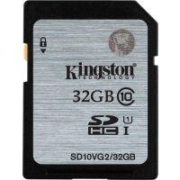 Kingston SDHC UHS-I 32GB SD10VG2/32GB