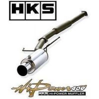 HKS HI POWER 409 MUFFLER HONDA CIVIC TYPE R UK/EURO