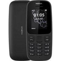 Nokia 105 (2019) Black Κινητό Τηλέφωνο