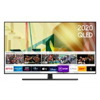 Samsung QE85Q70TATXXH Ultra HD Smart QLED Τηλεόραση