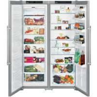 Liebherr SBSesf 7212 Ψυγείο Ντουλάπα