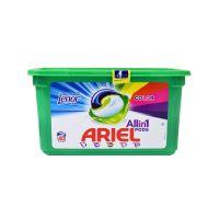 Ariel Color All in One Pods 40 Mεζούρες Υγρό Απορρυπαντικό Ρούχων σε Κάψουλες 8001090764270