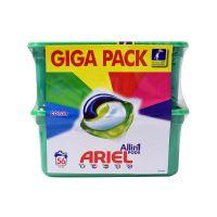 Ariel All in One Pods Color 56 Mεζούρες Υγρό Απορρυπαντικό Ρούχων σε Κάψουλες 8001841632667