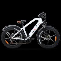 ESF XR6 Ηλεκτρικό Ποδήλατο Λευκό