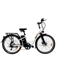 ESF XT-1 Ηλεκτρικό Ποδήλατο Λευκό