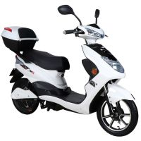 ESF AIR FORCE 4000 (ZF3-L) Ηλεκτρικό Scooter Λευκό