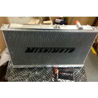 MISHIMOTO ALUMINIUM RADIATOR FOR MITSUBISHI LANCER EVOLUTION 4,5,6