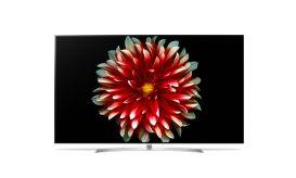 LG 55B7V Smart Τηλεόραση OLED με Δορυφορικό Δέκτη