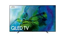 Samsung QΕ65Q9FΑΜ Smart Τηλεόραση QLED με Δορυφορικό Δέκτη