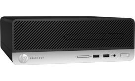HP ProDesk 400 G4 SFF 1EY31EA - Intel Core i5-7500 3.4 GHz - Windows 10 Pro 64 & Care Pack U7925E