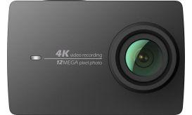 Yi Technology 4K Black Action Camera