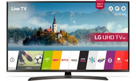 LG 60UJ634V Ultra HD Smart Τηλεόραση LED