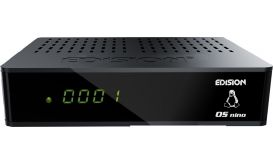 Edision OS Nino DVB-S2 + DVB-T2/C Δορυφορικός Δέκτης
