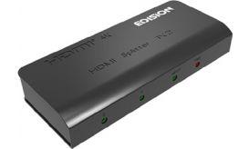 Edision HDMI Splitter 4K 1x2