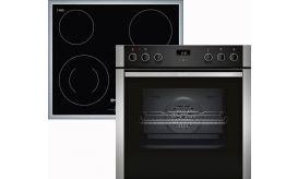Neff NACECN00 (E1ACE2AN0 + M13R41N2) Σετ Κουζίνα Εστία