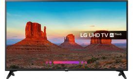 LG 55UK6200 Smart Τηλεόραση LED με Δορυφορικό Δέκτη