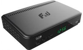 F&U MPF3574HU Ψηφιακός Δέκτης