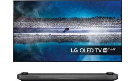 LG 65W9 Smart Τηλεόραση OLED με Δορυφορικό Δέκτη