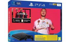 Sony Playstation 4 Slim 1TB Black & FIFA 20
