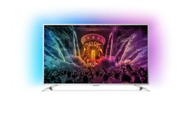 Philips 49PUS6561/12 Smart Τηλεόραση  LED