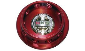 HKS OIL FILLER CAP RED BILLET NISSAN HONDA SUZUKI