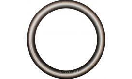 Podspeaker Aluminum Hoop Dark Metal