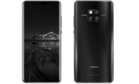 Huawei Mate 20 Pro Dual (128GB) Black Smartphone