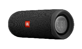 JBL Flip 5 Bluetooth Speaker Black