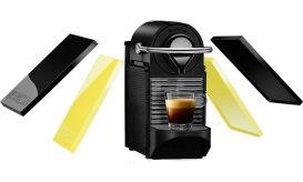 Krups XN3020S Pixie Clips Καφετιέρα Nespresso