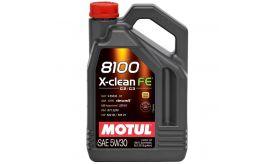 MOTUL 8100 X-Clean FE 5W30 4L